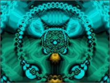 aeon computer generated art