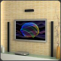 whitecap visuals on flatscreen tv
